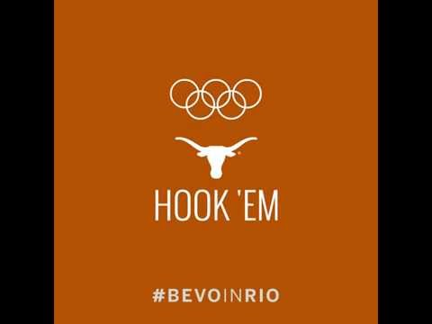 #BevoInRio: Longhorns at the Olympics