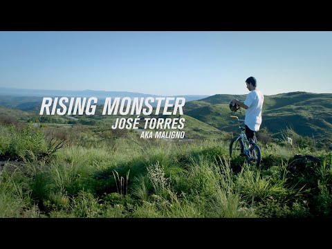 Rising Monster - José Maligno Torres