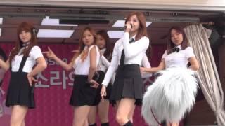 20140411 A-PINK  Mr Chu @ Lee Sora  Radio