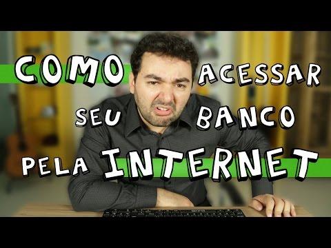 Baixar COMO ACESSAR SEU BANCO PELA INTERNET