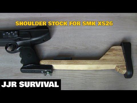 SMK XS26 Shoulder Stock