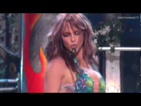 Britney Spears - Onyx Hotel Tour - The Hook Up - HD
