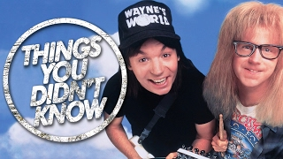 9 Things You (Probably) Didn't Know About Wayne's World!