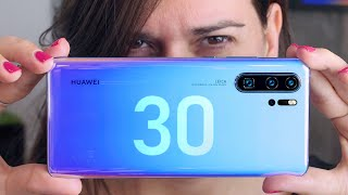 Video Huawei P30 4RYuzC6KReY