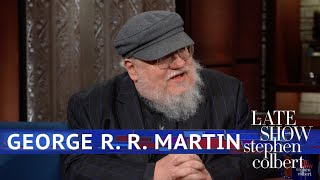 George R. R. Martin's Earliest Inspiration Of All