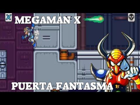 MegaMan X (SNES) - Puerta fantasma (Glitch)
