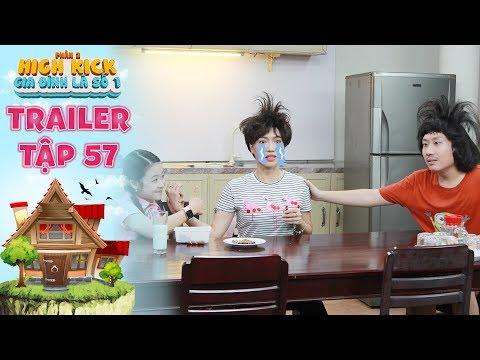 Gia đình là số 1 Phần 2 | trailer tập 57: Diễm My khóc mếu vì dám