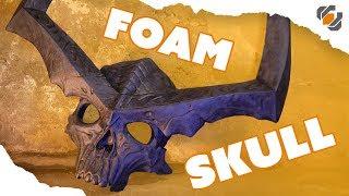 EVA Foam Skull - Surtur's Crown - Thor: Ragnarok