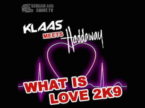 Klaas Meets Haddaway - What Is Love 2K9 (Spinnin Elements Remix)