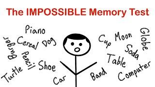 How Good Is Your Memory? | The DRM Paradigm & False Memories