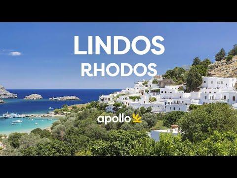 Apollos Lindos, Rhodos