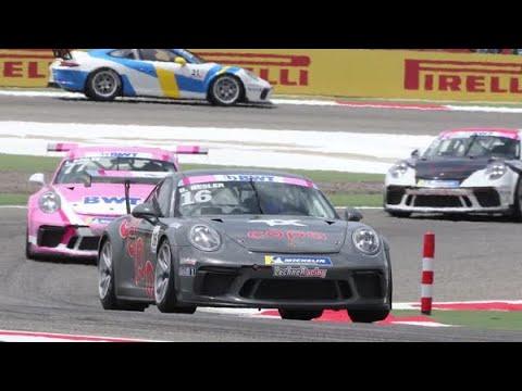 Porsche BWT GT3 Cup Challenge Middle East - Season 10, Round 6, Race 1