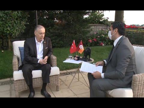 Sessizliğini bozdu: Mustafa Cengiz'den istifa açıklaması