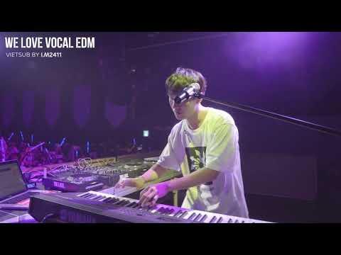 [Vietsub i.m2411] SHAUN 숀 - Lunisolar (LIVE) (Festival edit) @WE LOVE VOCAL EDM