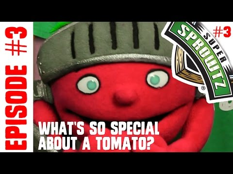 "Episode #3 - ""What's So Special About A Tomato?"""