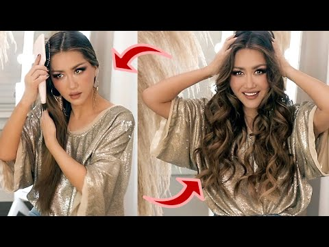 ★5 HOLIDAY HAIRSTYLES That Makes You Prettier (guaranteed!)?