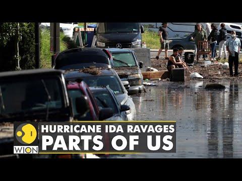 Hurricane Ida: 50 people killed due to flash flood | United States | Latest World English News