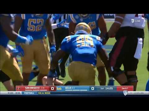 UCLA Football Highlights vs. San Diego State