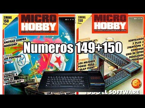 Microhobby Numeros 149+150: ZX PLUS 3