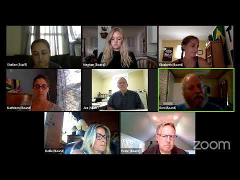 Plattsburgh Zoning Board of Appeals Pre-Meeting  7-20-20