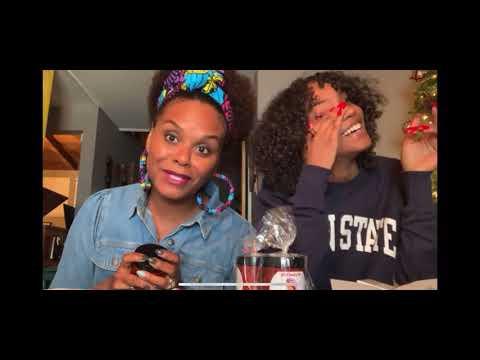 Vegan ?? Influncer Tabitha Brown Reviews HER2 Beauty Bar Butters!