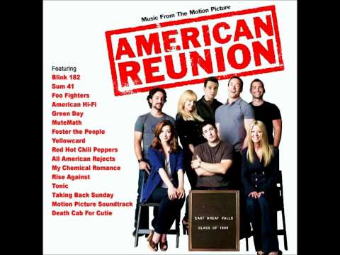 American Reunion Soundtrack -- My Chemical Romance