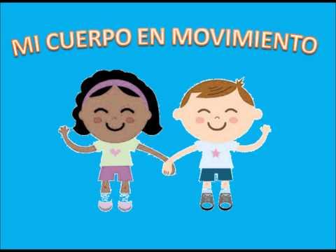 Mi cuerpo en movimiento (Educación Infantil)