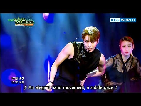 TAEMIN (태민) - MOVE [Music Bank COMEBACK / 2017.10.20]