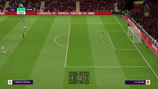 Liverpool vs Manchester Utd   Highlights   Goals   Premier League / EPL   FIFA 19