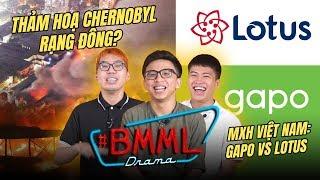 #BMML Drama: Đại chiến MXH Việt: Gapo vs Lotus | Thảm hoạ thuỷ ngân Rạng Đông,(EP 1 - P2)