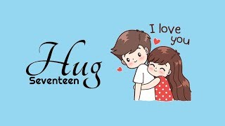 "SEVENTEEN -  Hug (포옹) ""Sub indo [ Lyrics Color coded Rom/Indonesia]"