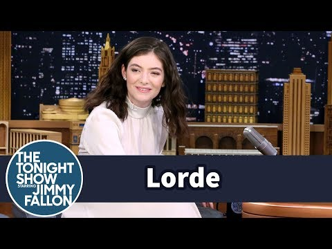 Lorde Reveals Her Secret Instagram Dedicated to Reviewing Onion Rings