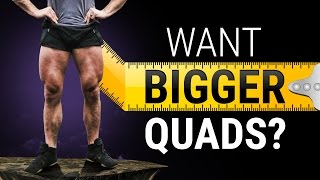 3 Quick Tips For BIGGER QUADS!   STOP SQUATTING ON THE LEG PRESS!