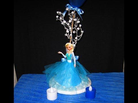 Decoración fiesta Frozen online. Envío en 24 horas