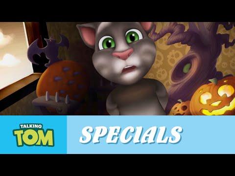 Talking Tom's Halloween Story