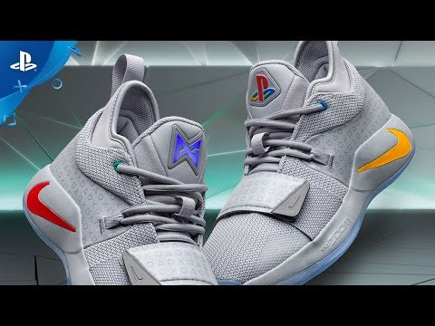 3550a454a17 Nike PG 2.5 x PlayStation Colorway