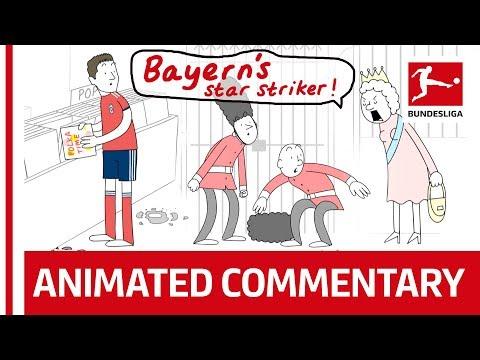 Video: Crazy Bundesliga Football Commentary, Animated! – Part 1