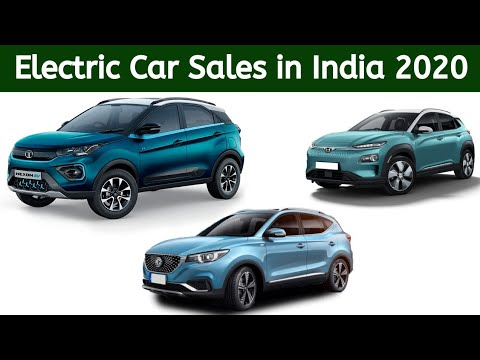 Electric Cars Sales in India 2020, Tesla Entry - EV News 128