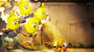LARVA - EASTER EGG HUNT | Cartoon Movie | Cartoons For Children | Larva Cartoon | LARVA Official