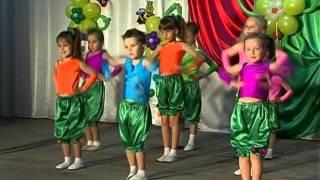 гимнастика за малки деца