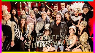 The Greatest Showman - This Is Me (Official YouTubers Music Video)