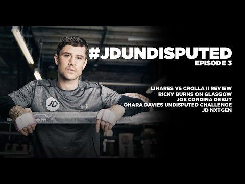 jdsports.co.uk & JD Sports Voucher Code video: JD Undisputed: Episode 3 - Ricky Burns v Julius Indongo