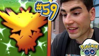 Gen 3 Pokémon GO Nederland: #59 - SHINY & NIEUWE LEGENDARY! - m/ Soeren!
