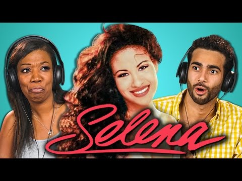 ADULTS REACT TO SELENA