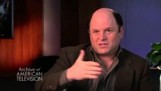 Jason Alexander discusses 'George Costanza' being based on Larry David- EMMYTVLEGENDS.ORG