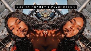 NEW IN BEAUTY + FAVOURITES | Cynthia Gwebu