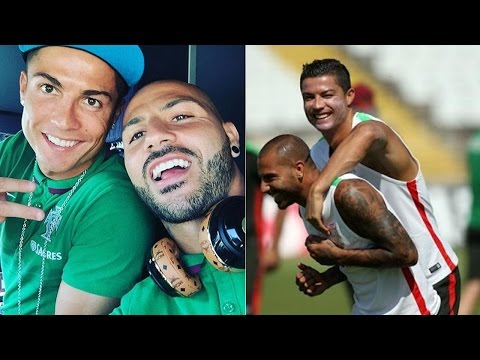 Cristiano Ronaldo & Ricardo Quaresma ● Funny Moments Together ● Best Friends 2016