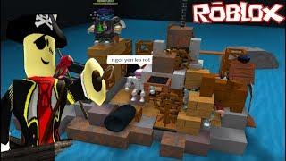 Roblox | Thanh niên phê cần xây thuyền | Bình luận roblox | Build A Boat For Treasure