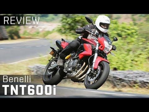 DSK Benelli TNT 600i :: Review :: ZigWheels