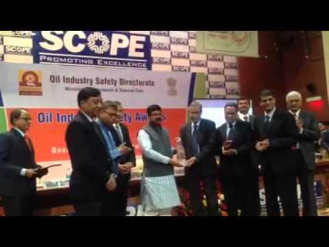 OISD Award for BPCL